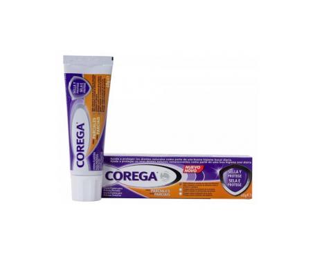 Corega® Parciales crema fijadora 40g