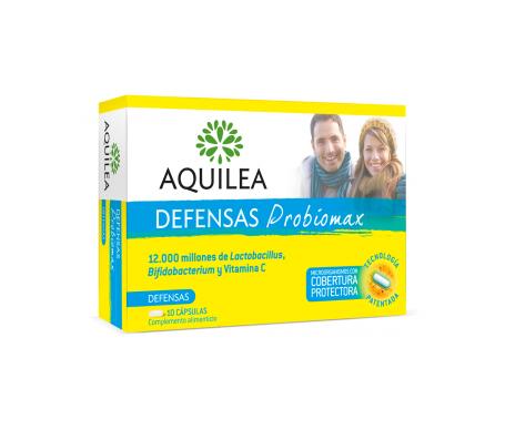 Aquilea Probiomax defensas adultos 10cáps