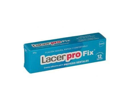 Lacer Profix Adhesive Cream Dental Prothesis 40g