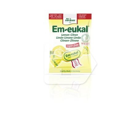 Em-eukal® caramelos limón 75g