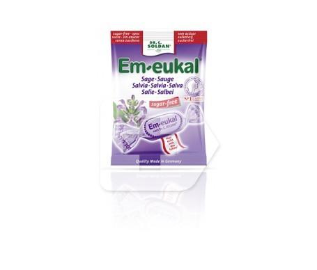 Em-eukal® caramelos salvia 75g