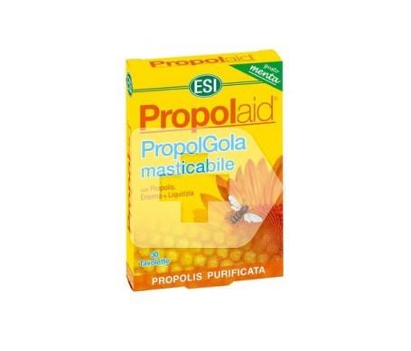 ESI Propolaid Propolgola sabor a menta 30 tabletas