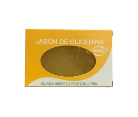 Aledan jabón glicerina 125g