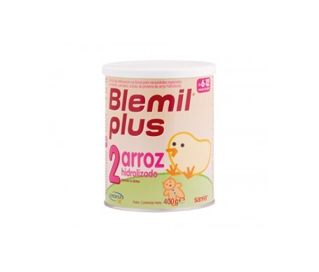 Blemil Plus 2 arroz lata 400g