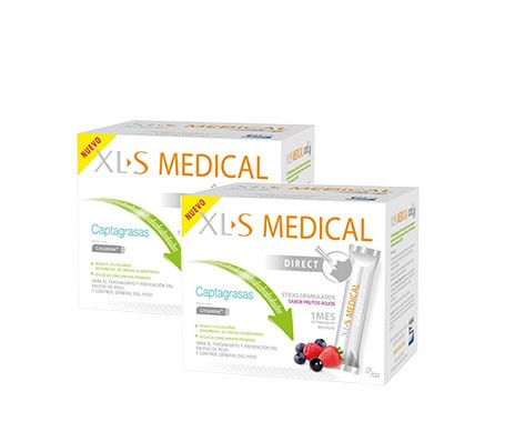 XLS Medical Captagrasas 2x90sticks