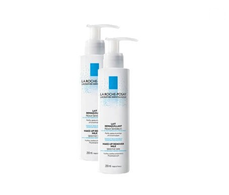 La Roche-Posay physiological cleansing milk 200ml+200ml