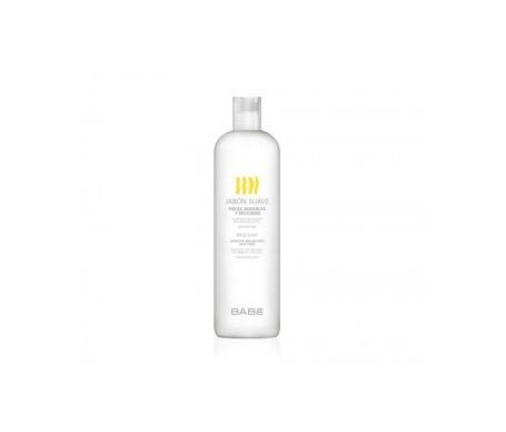 Babé jabón suave piel delicada y sensible 1000ml