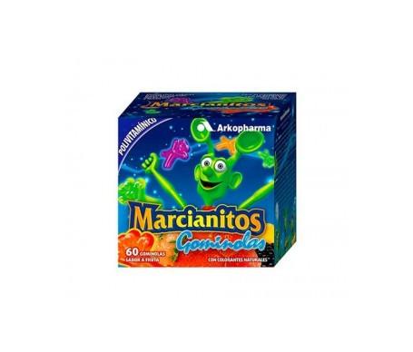 Arko Polivit marcianitos gummy jellies 60uts