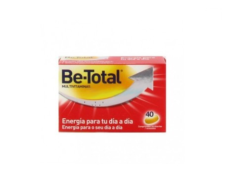 Be-total Plus 40comp