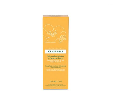 Klorane tratamiento postdepilatorio 100ml