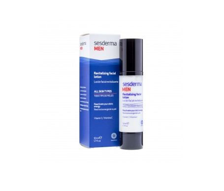 Sesderma Men loción facial revitalizante 30ml