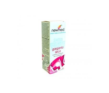 Newmed spray garganta seca 30ml