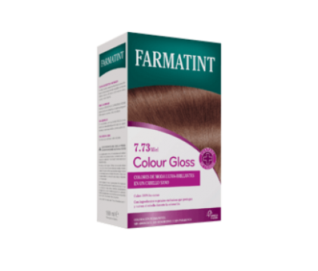 Farmatint Colour Gloss 7.73 miel 160ml