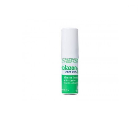 Halazon spray oral 10g