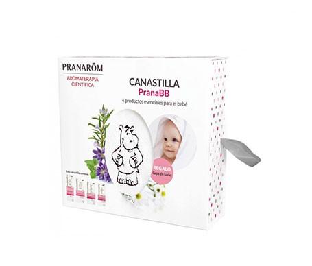 Pranarôm PranaBB canastilla