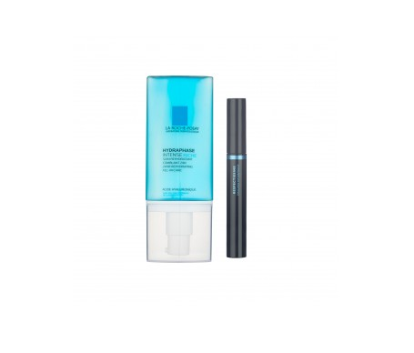 La Roche-Posay Hydraphase Intense Rica 50ml+ REGALO Respectissime Waterproof 1ud