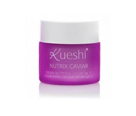 Kueshi contorno de ojos caviar SPF15+ 50ml