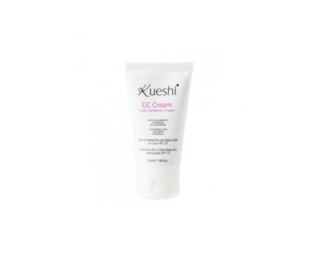 Kueshi c.c.cream + antiedad color oscuro 50ml