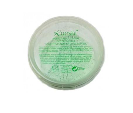 Kueshi Kueshi Kueshi Multi-traitement Aloe Vera Masque visage amovible 20g