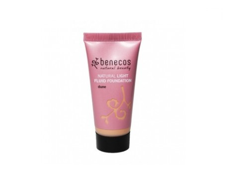 Benecos maquillaje natural fluido Dune 30ml