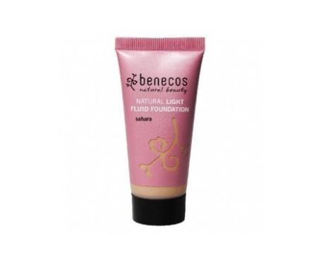 Benecos maquillaje natural fluido Sahara 30ml