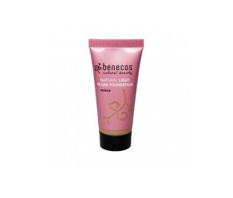Benecos maquillaje natural fluido Mocca 30ml