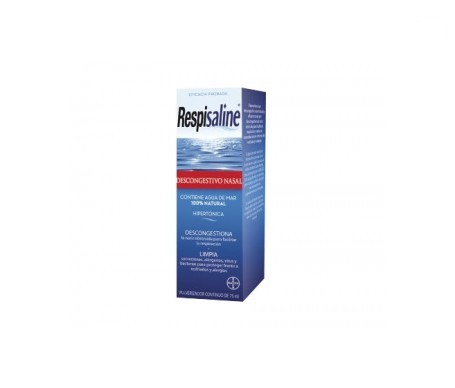 Respisaline descongestivo nasal 75ml