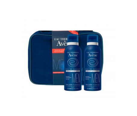 Avène Men espuma afeitar 150ml+150ml + regalo