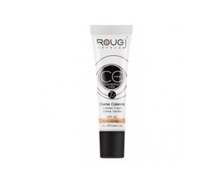 Rougj BB cream tono medio/oscuro 25ml