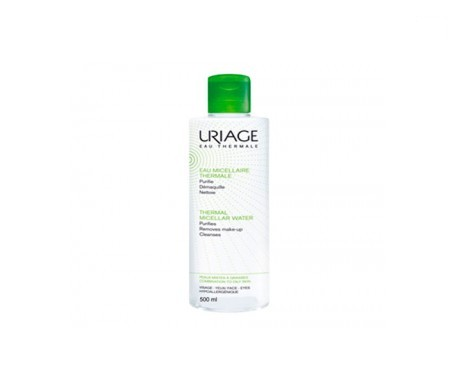 Uriage micellar water for oily skin 500ml