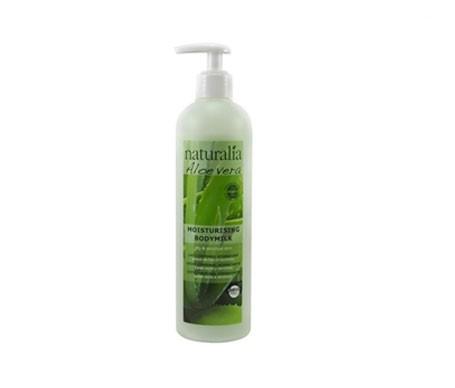 Naturalia aloe vera leche corporal hidratante 370ml