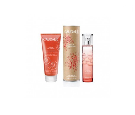 Caudalie Figue de Vigne agua refrescante 50ml + gel de ducha 200ml