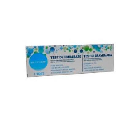 Solupharm test de embarazo 1ud