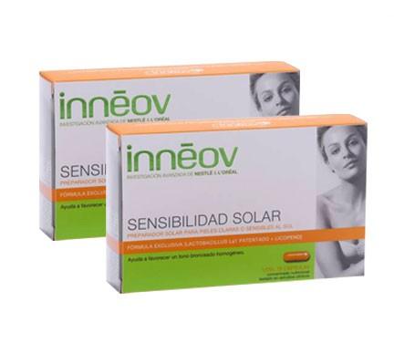 Innéov Sensibilidad Solar 2x30cáps