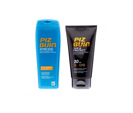 Piz Buin® Pack After Sun/Tan & Pro SPF30 150ml+aftersun 200ml