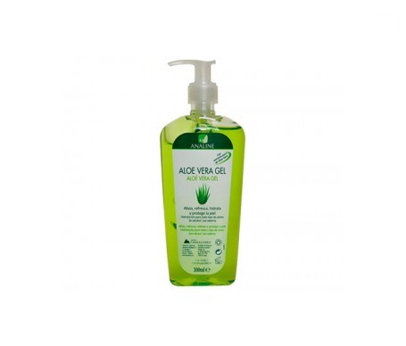 Aloebody gel corporal reafirmante aloe vera 300ml