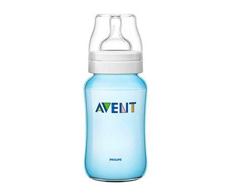 Avent Classic + biberón azul 330ml