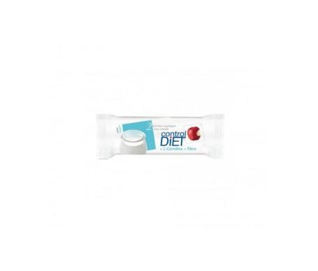 Control Diet barritas nutritivas sabor yogur 24uds