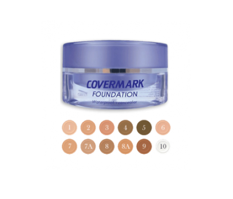 Covermark Foundation maquillaje nº 1 30ml