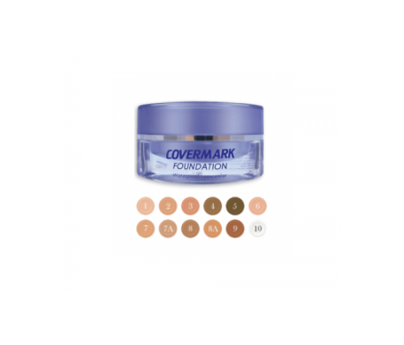 Covermark Foundation Makeup Foundation Makeup Foundation no. 10 30ml