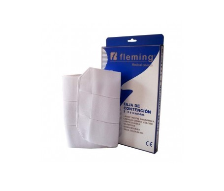Fleming faja elástica contención 3 bandas T-1 1ud