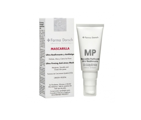 Farma Dorsch mascarilla purificante peeling 50ml