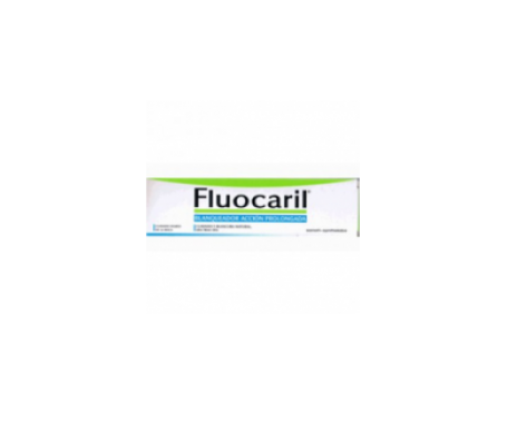 Fluocaril® pasta dental blanqueadora acción prolongada 75ml