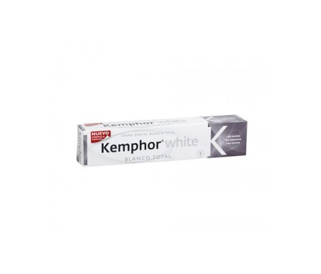 Kemphor Crema Dental Blanco Total 75 Ml