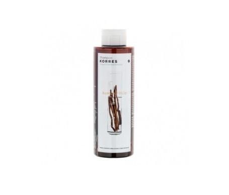 Shampoo alla liquirizia e all'ortica di Korres 250ml