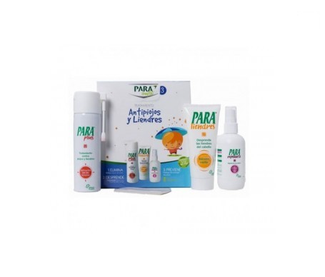 Paracomplet 3 tratamiento antipiojos liendres