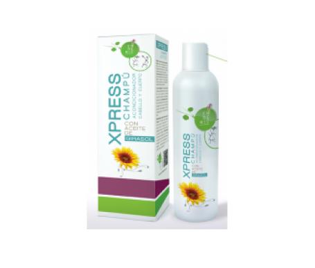 Shampoo endemico Xpress con olio di girasole 250ml