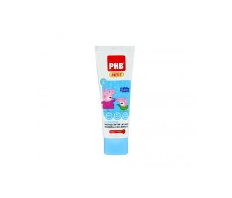 PHB Petit gel dentífrico Peppa Pig 75ml
