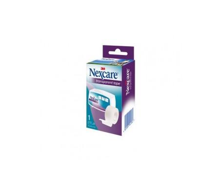 Nexcare Transparent 5mx2,5cm