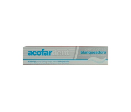 Acofardent crema dental blanqueadora 75ml